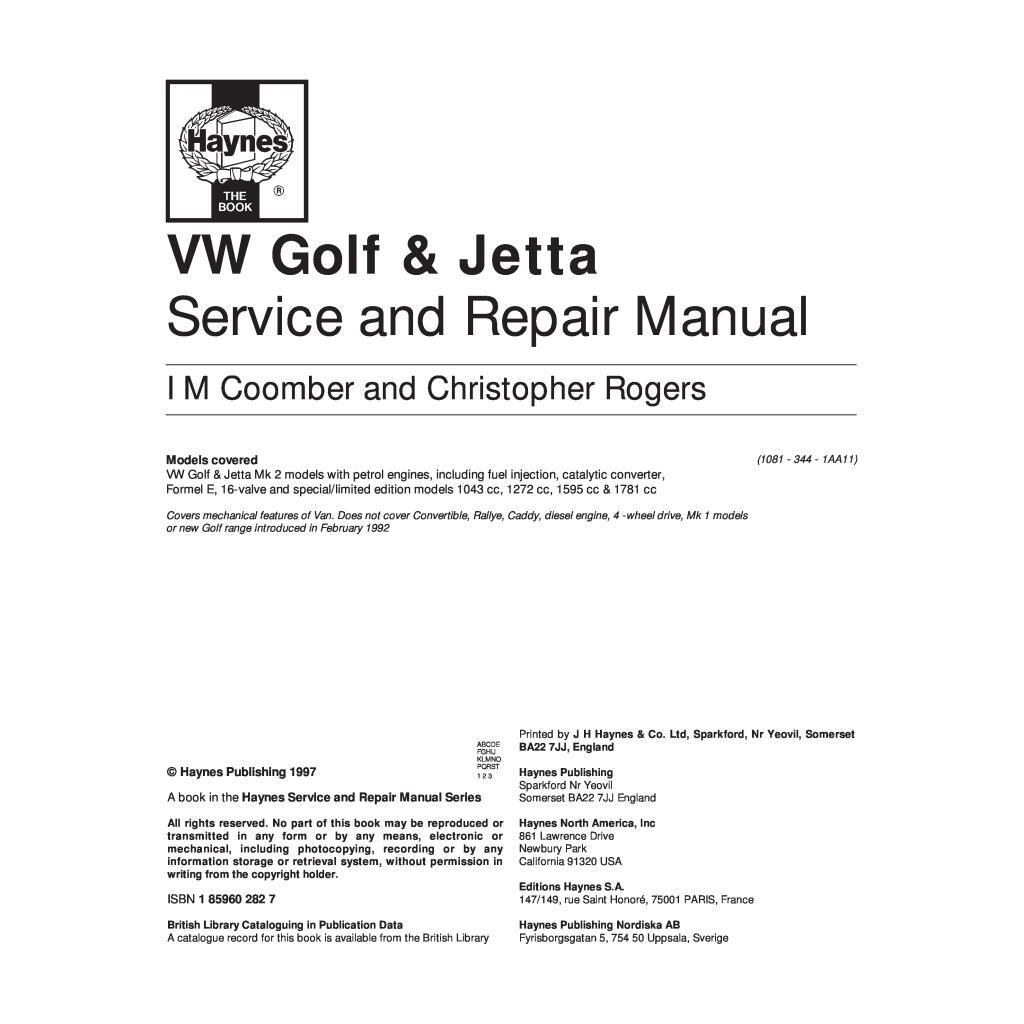 149 Rue Saint Honoré haynes vw golf jetta service and repair manual.pdf (7.87 mb)